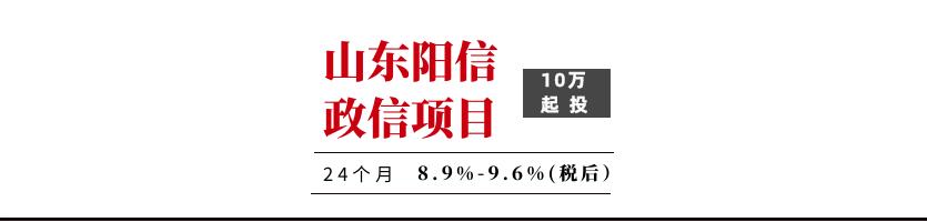 山东阳信县2020年政府平台债