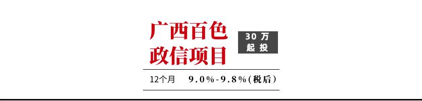 广西百色开发投资集团有限公司5号债权【售罄】