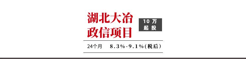 大冶市政债权转让计划【暂停】